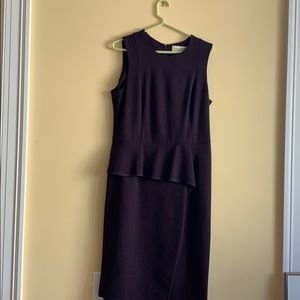 MM Lafleur Maria Dress, 12, Aubergine